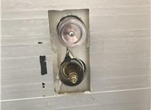 Repair - faulty thermostatic shower