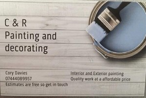 C & R Painting And Decorating