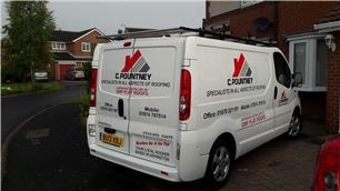 C Pountney Roofing