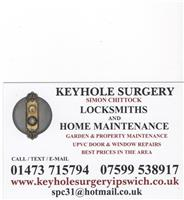 Keyhole Surgery Locksmiths & Property Maintenance