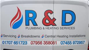 R&D Gas and Plumbing