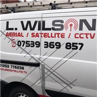 L Wilson Aerial - Satellite - CCTV