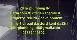 24Hr Plumbing Kent
