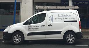 L Barbour Painting And Decorating