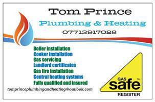 Tom Prince Plumbing and Heating