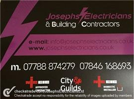 Josephs Electricians Ltd