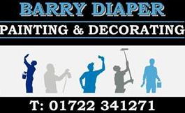 Barry Diaper Painting and Decorating