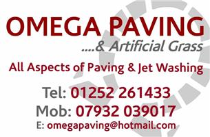 Omega Paving & Artificial Grass