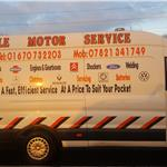 Mobile Motor Service