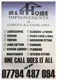 M&M Home Improvements & Garden Landscaping