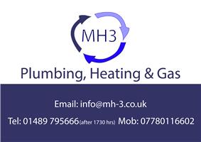 MH3 Plumbing, Heating & Gas Ltd