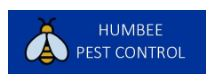 Humbee Pest Control