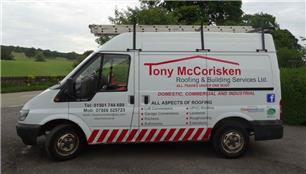 Tony McCorisken Roofing and Building Services Ltd