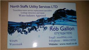 North Staffs Utility Services Ltd