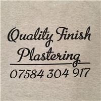 Quality Finish Plastering
