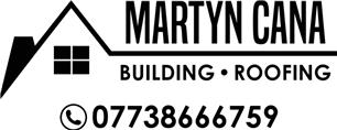 Martyn Cana Building & Roofing