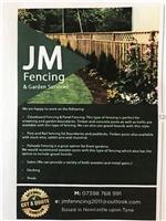 JM Fencing & Garden Services