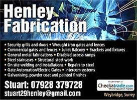 Henley Fabrication