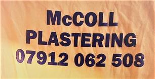 McColl Plastering