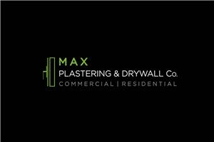 Max Plastering & Drywall Co