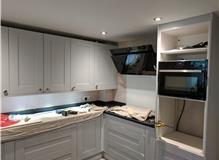 New kitchen wiring