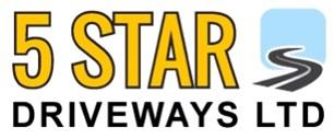 5 Star Driveways Ltd