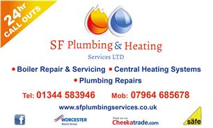 SF Plumbing & Heating Services Ltd