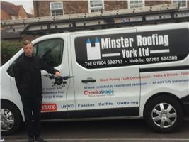 Minster Roofing York Ltd