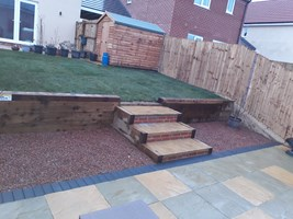 Borderstyle & Landscaping