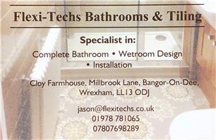 Flexi-Techs Bathrooms & Tiling