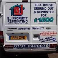 B.J Property Re-pointing Specialist Ltd