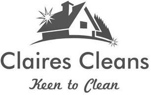 Claire's Cleans