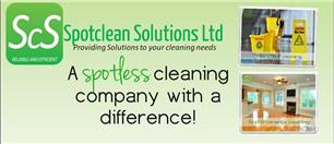 Spotclean Solutions Limited