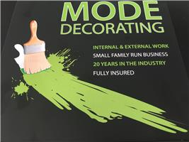 Mode Decorating
