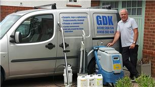 GDK Carpets and Upholstery Cleaning Services