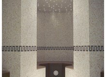 Glass Mosaics - Steam room