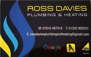 Ross Davies Heating Ltd