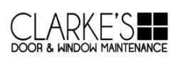 Clarke's Door & Window Maintenance
