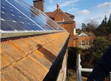 Solar Panels Prevention