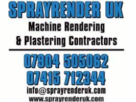 Spray Render UK