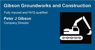 Gibson Groundworks & Construction Ltd