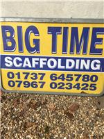 Big Time Scaffolding