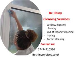 Be Shiny Cleaning Services
