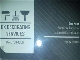 GK Decorating Services