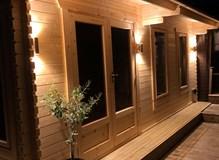 Garden Office/Utility Room