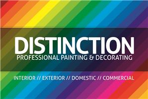 Distinction Painting & Decorating