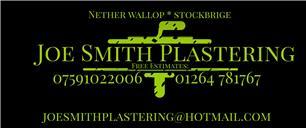 Joe Smith Plastering