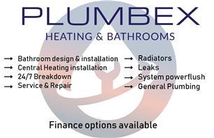 Plumbex Heating & Bathrooms