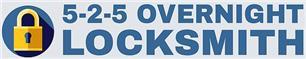 5-2-5 Overnight Locksmith