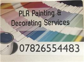 P L R Painting and Decorating